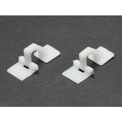 Door Hinges 27 x 10.5mm PK2 X0872