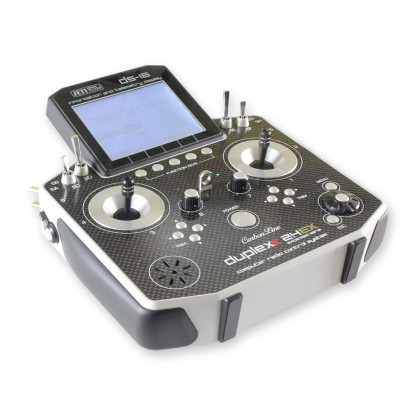 Jeti Duplex 2.4EX DS-16 Carbon Line Transmitter Multimode