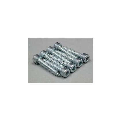 "4 x 1"" Socket Head Screws from Dubro DUB384"