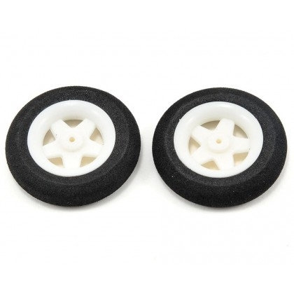 Dubro 1.23in (31mm) Micro Sport Wheels (Pack of 2) DUB123MS