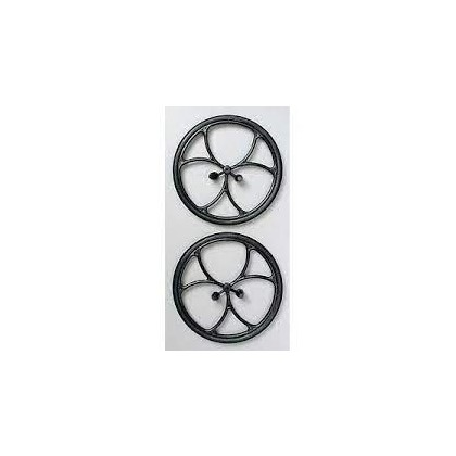Dubro 2.0 inch Micro Lite Wheels (Pack of 2) DUB200ML