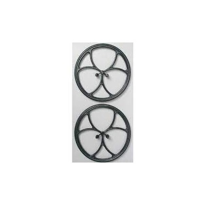 Dubro 2.5 inch Micro Lite Wheels (Pack of 2) DUB250ML