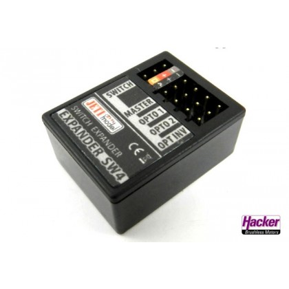 Jeti Duplex 2.4EX Switch Expander SW4 80001247