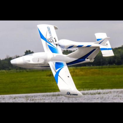 """Dynam Seawind Blue with Gyro 1220mm (48"""") Wingspan - RTF DYN8968SRTF"""