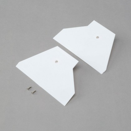 E-Flite Lower Main Doors L&R with screws - CZ T-28 EFL1314