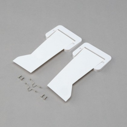 E-Flite Upper Main Doors L&R w/Screws & Wire Hardware - CZ T-28 EFL1313