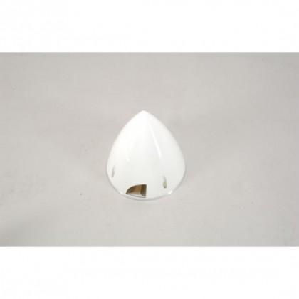Irvine Spinner 51mm - White  E-IRVSPIN51W