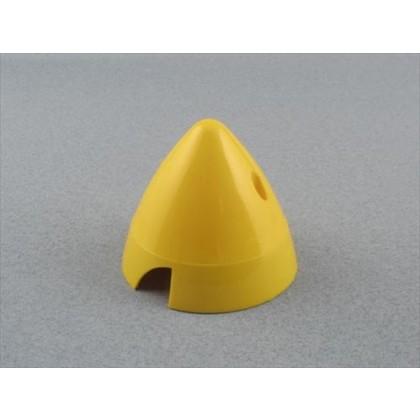 "Yellow 68mm (2.3/4"") 2 Blade Spinner"