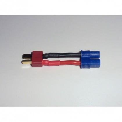 EC3 Female - Deans Male Adapter