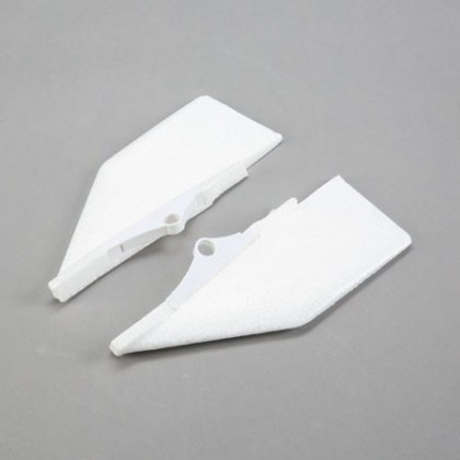E-Flite Centre Fin Set (2 Pack) For Opterra EFL11110