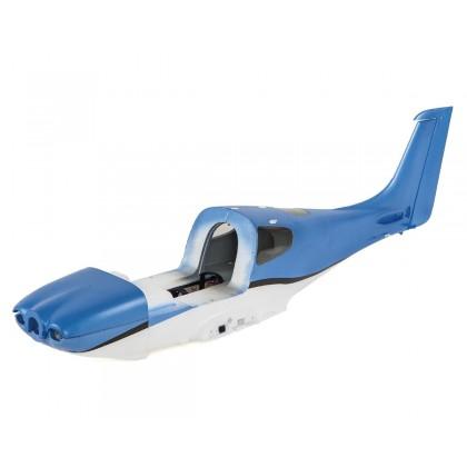 E-Flite Fuselage/Cowling: SR-22T EFL5951