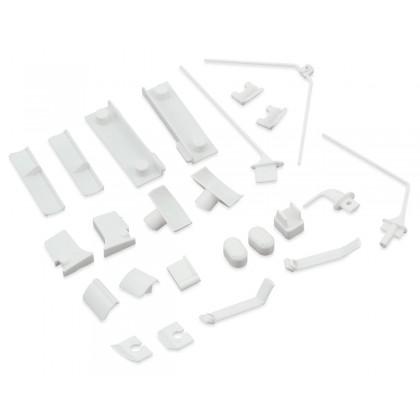 E-Flite Scale Plastics Set; SR-22T EFL5967