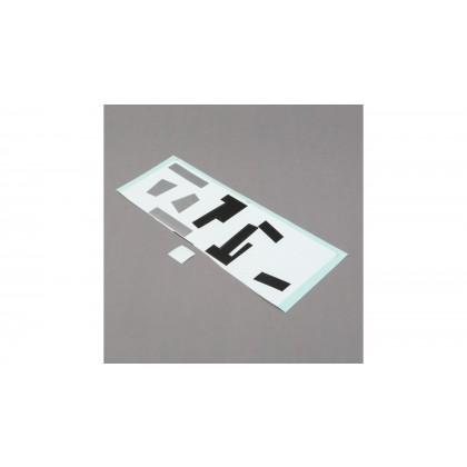 E-Flite Servo Tape: P-47 1.2m EFL8461