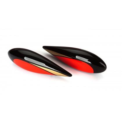 E-Flite Beast 60e ARF Wheel Pants EFL900011
