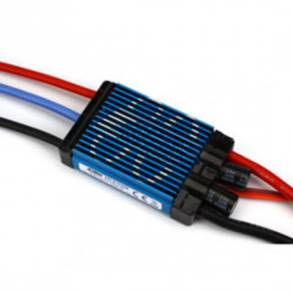 E-Flite 80A Pro Switch-Mode BEC Brushless ESC With EC5 Connector (V2) EFLA1080B