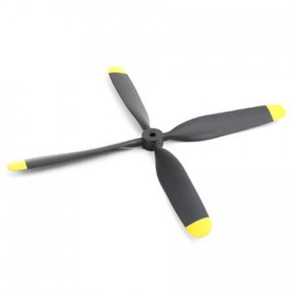 E-Flite Propeller 4 Blade 10.5x8 For P-51D 1.2m EFLP105084BL