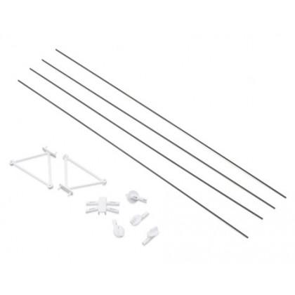 E-Flite Pushrod/Wing Brace set: Yak 3D EFLU3557