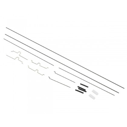 E-Flite UMX Waco Pushrod set EFLU5354