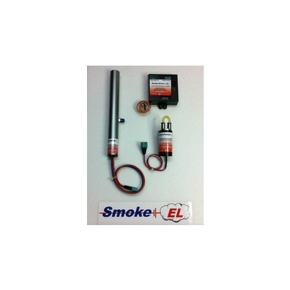 Smoke EL Electric 6s - 12s Solo Smoke Generating System Idea For Wing Tip Fitment
