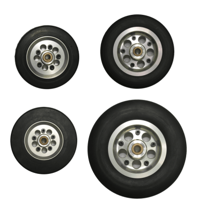 Nose Wheel all sizes from Electron Retracts
