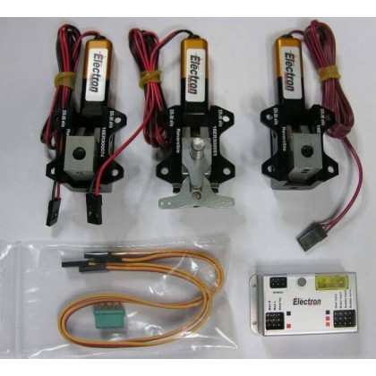 Electron ER-30eVo set B (Electron Steering System Options)