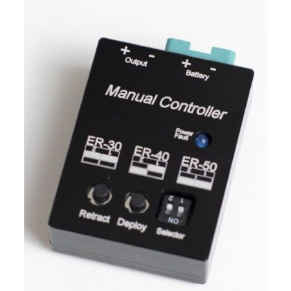 Electron Manual Controller for Retracts