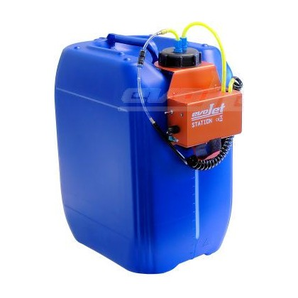 EvoJet Fuel Station 20 Litre Electric Pump Version