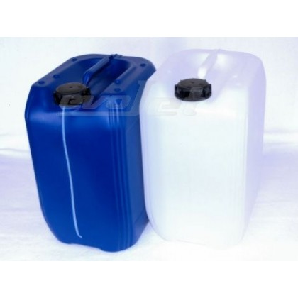 EvoJet Fuel Station 20 Litre Canister Blue No Pump