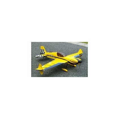 "Extreme Flight MXS 64"" ARF kit Yellow EXTR247Y"