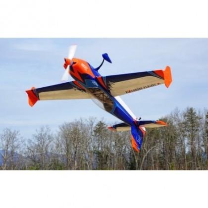 """Extreme Flight 78"""" Extra 300 V3 - Blue / Orange EF-1190"""