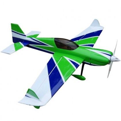 """Extreme Flight MXS 64"""" V2 Green / White 229v2G EF-64MXS-G"""