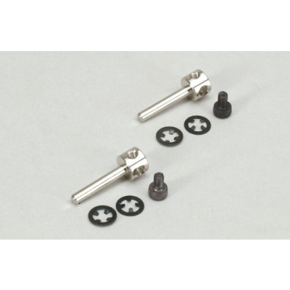 Irvine Wheel Axles - .30 Size 1 Pair