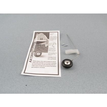 "Radio Active Tailwheel Bracket Set 25mm/1.0"" RAA1300/25"