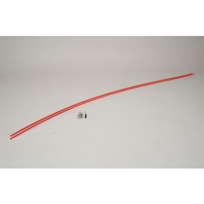 Sullivan 2mm Gold-N-Rod (Flexible) 48 inches (1219mm) F-SLN574 746420005743