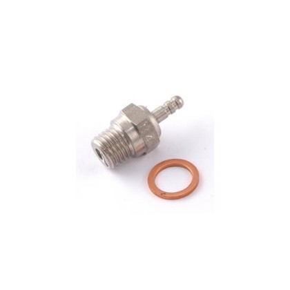 Fastrax Platinum Glow Plug No. 5 Medium FAST760-5