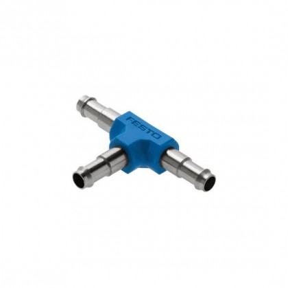 6mm Festo Barbed MS T Air Line Connector MS-T-6mm FE6TB