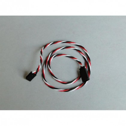 Futaba Extension Lead (Silicone) 500mm P-LGL-FTX0500S