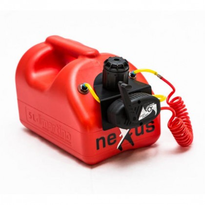 Nexus Fuel Caddy 5 Litre Manual Pump Version