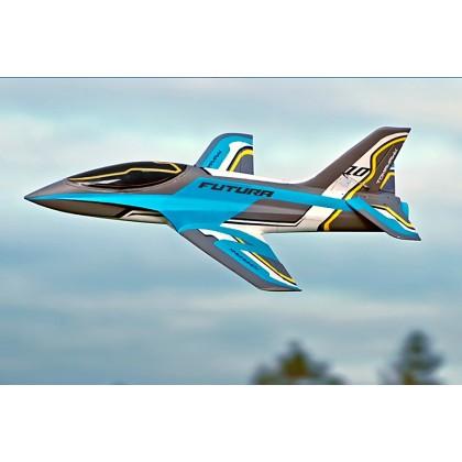 FMS Futura V2 80mm EDF Jet 1060mm ARTF (no TX/RX/Batt) FMS112P-REF