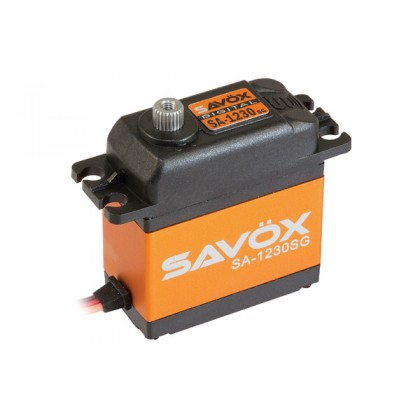Savox SA-1230SG Air Mega Torque Coreless Digital Servo 36kg