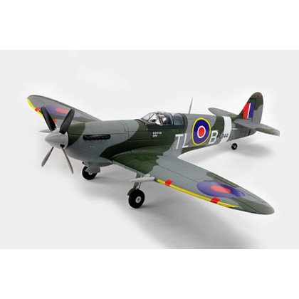 Dynam Spitfire W/Retracts 1200mm W/O TXRX/BATT DYN8942V3