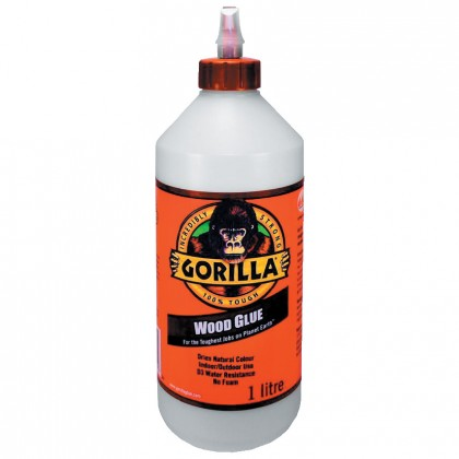 Gorilla Wood Glue 1 Ltr