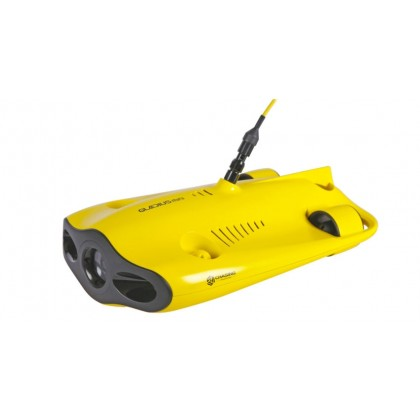 Gladius Mini - The World's First Five Thruster Minisize Underwater Drone