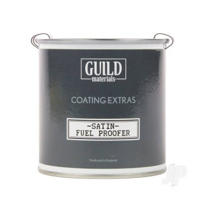 Satin Fuel Proofer 125ml Tin by Guild Materials GLDCEX1300125