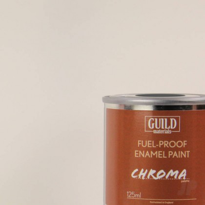 Guild Materials Matt Enamel Fuel-Proof Paint Chroma Clear (125ml Tin)