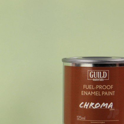 Guild Materials Matt Enamel Fuel-Proof Paint Chroma Duck Egg Blue (125ml Tin)