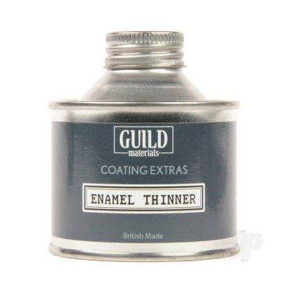 Guild Materials Coating Extras Enamel Thinners 125ml Tin GLDCEX1250125