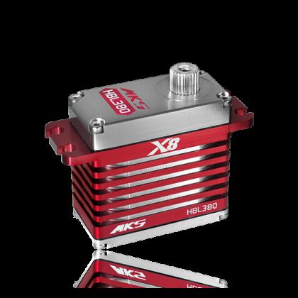MKS HBL380 Brushless Servo 20 mm, 41 kg/cm, 0.082 s/60°