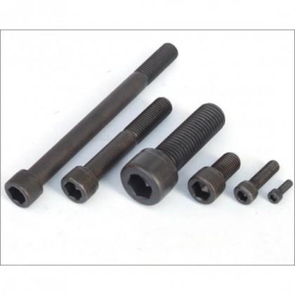Socket Caphead Steel Bolt M3 x 12mm