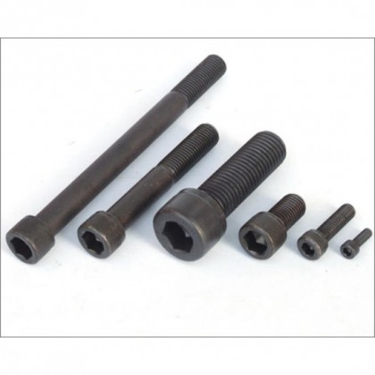 Socket Caphead Steel Bolt M6 x 16mm
